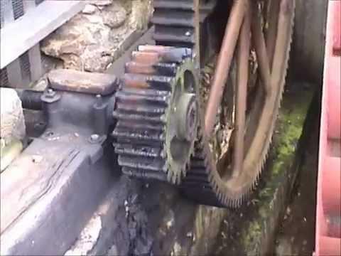 Woodsons Mill Virginia, Miller, Waterwheel, Grist Mill, Stone-ground Grains