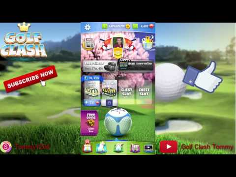 Golf Clash tips, Tour 8 - Prepare yourself for Asia Pacific tournament GUIDE/TUTORIAL
