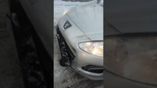 Смотреть видео Лобовое Дтп на ул. Подгорная Парголово Санкт-Петербург онлайн