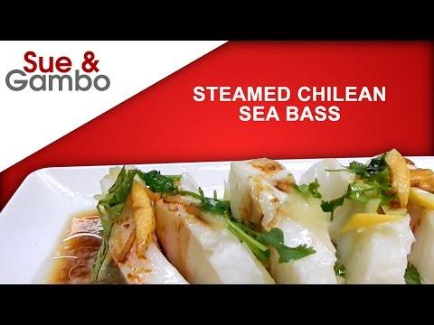 Steamed Chilean Sea Bass Recipe