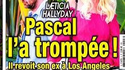 Laeticia Hallyday l'a trompée, il revoit son ex à Los Angeles