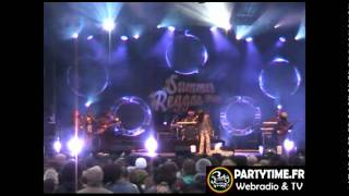ASWAD - Live at Summer Reggae Fest 2011 PARTYTIME
