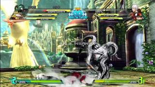 Marvel vs. Capcom 3: Shuma-Gorath Gameplay- HD (DLC)
