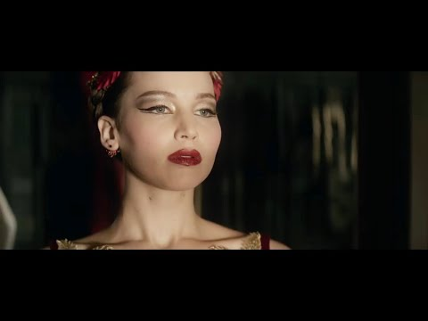 RED SPARROW movie ballet scenes - Overture - Edited by Riza Ozal