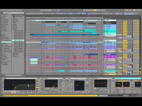 Producing a track like Adele - Hello in Ableton Live 9 only - Playthrough