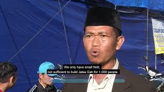 Regional Jalsa Salana in Cianjur, Indonesia