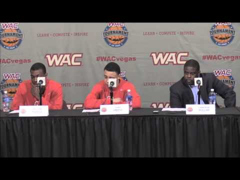 2015 WAC Basketball Tournament: Men