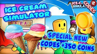 🍦 New Codes 🍨 Special Update Ice Cream Simulator 🔥 (ROBLOX)