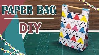 DIY - Paper Bag Tutorial #02