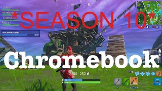 COMMENT OBTENIR FORTNITE SUR CHROMEBOOK (SAISON 10)