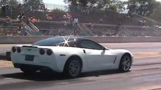 2006 C6 Corvette Rear End Blows Up