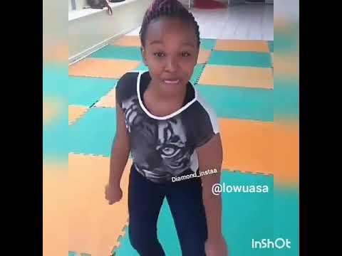 Kid Dancing to Tychicus Keret Song (Osiligi - Tychicus Keret (Skiza tune code 9046240)