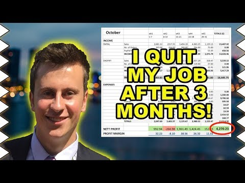 How Much Profit I Made! Shopify Dropshipping UK Success Story thumbnail