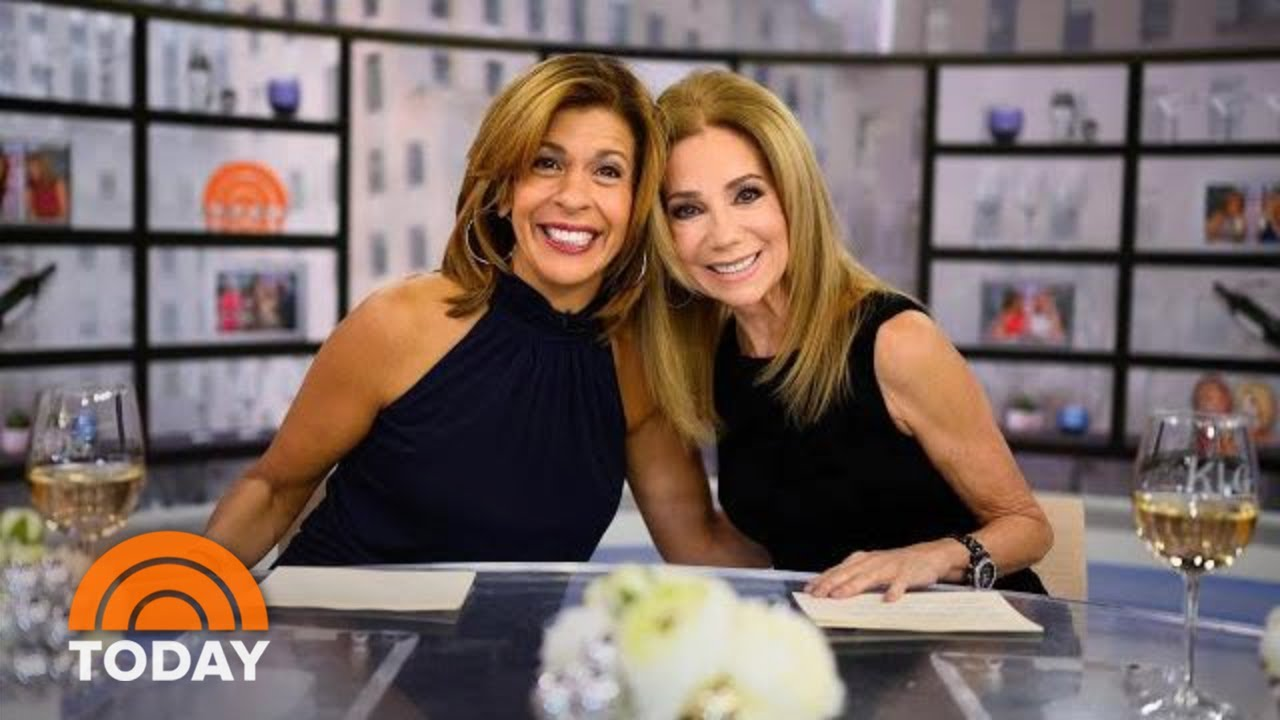 Kathie Lee Gifford Announces She's Leaving TODAY   TODAY