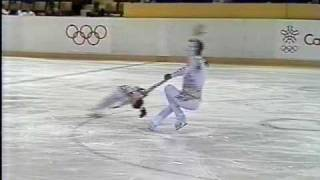 Gordeeva & Grinkov (URS) - 1988 Calgary, Pairs' Short Program