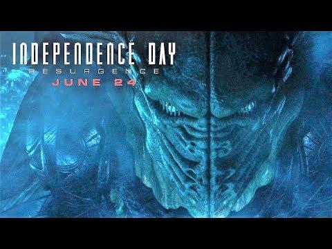 Independence Day Resurgence Final Battle - Harvester Queen