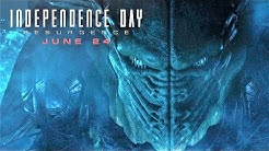Independence Day Resurgence Final Battle - Harvester Queen