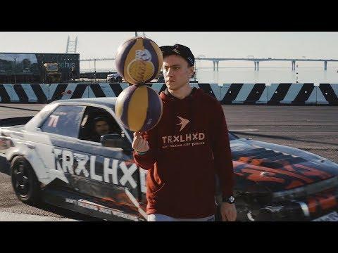 Sky-Star Ft Stilov Basketball Freestyle + Drift (Trailhead Wear)