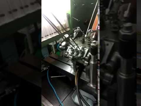 Проверка дизельных форсунок на стенде