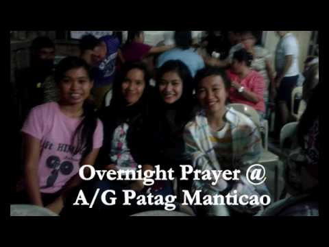 Manticao Ministers Associations (MMA) Overnight Prayer 2016