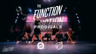 PRODIGALS | THE FUNCTION RANKED 2018 [OFFICIAL Front Row 4K]