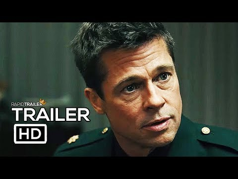AD ASTRA Official Trailer (2019) Brad Pitt, Tommy Lee Jones Adventure Movie HD