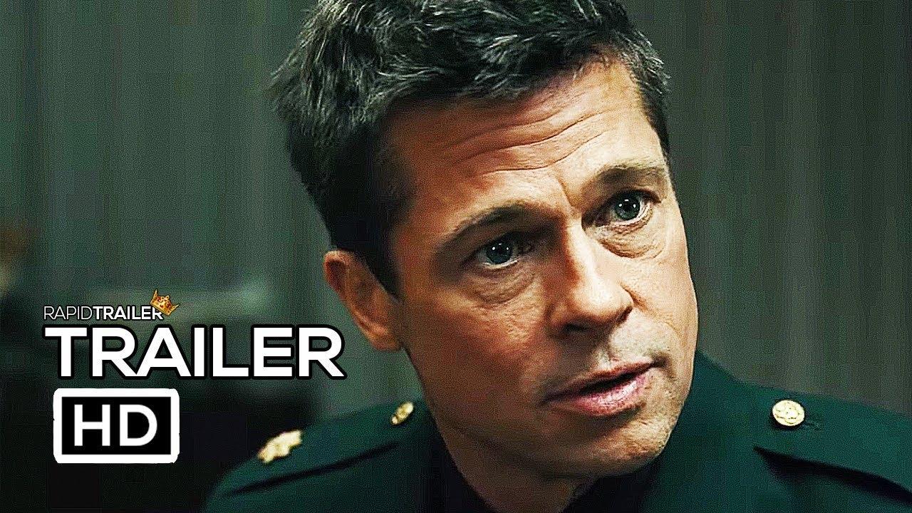 Ad Astra Official Trailer 2019 Brad Pitt Tommy Lee Jones Adventure Movie Hd Youtube