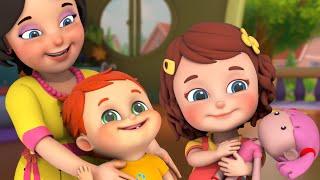 What Makes Me Happy | Baby Shark | Bingo Dog shark Song + More Nursery Rhymes & Kids Songs