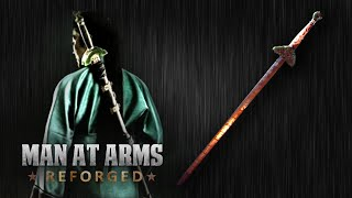 Green Destiny (Crouching Tiger, Hidden Dragon) - MAN AT ARMS: REFORGED