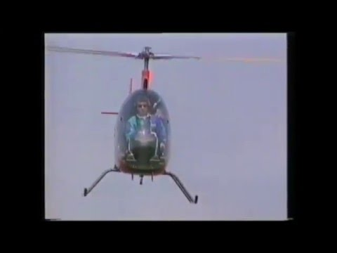 Angel CH7 Kit Helicopter