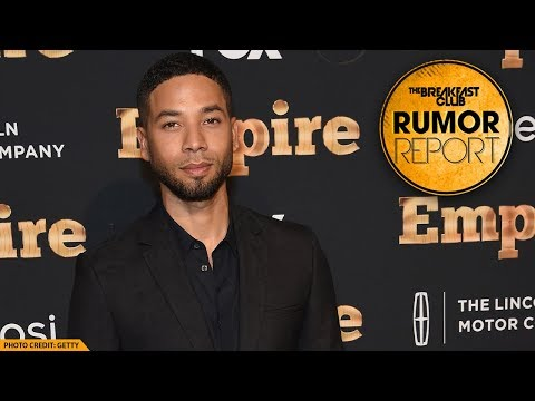 DJ MoonDawg - Fox's Empire show might be cancelled because of Jussie Smollett