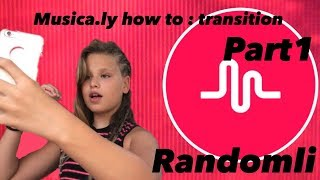 מדריך מיוזקלי 1# // טרנזישן - musicaly how to - transition