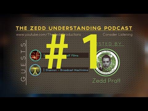 The Zedd Understanding #1 - Saviorself Films & Broadcast Machinima