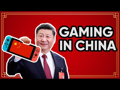 What it's Like to Buy Games in China