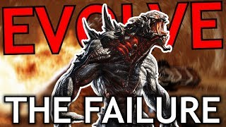 Download The Failure of Evolve