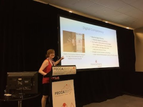 FECCA 2017 Conference Digital Competency for Careers and Business in Australia