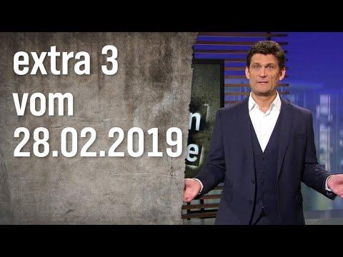 Extra 3 vom 28.02.2019 | extra 3 | NDR