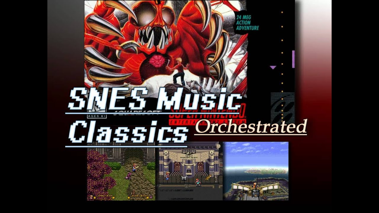 SNES Music Classics Orchestrated - Secret of Evermore