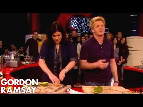 Gordon Shows How to Prepare Prawn Cocktail Gordon Ramsay