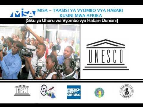 World Press Freedom Day Tanzania 2017mp4