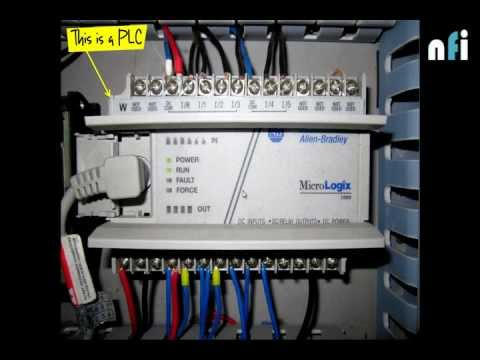 PLC E-Learning Session 1 - Introduction to PLC  PLC Wiring - YouTube