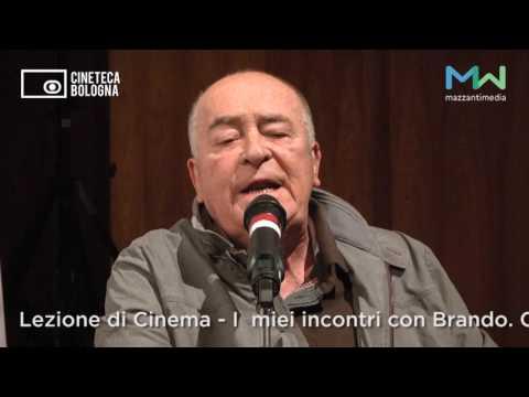 I miei incontri con Brando  Conversazione con Bernardo Bertolucci