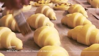 vuclip Maison Bécam : Viennoiserie 100% Artisanale - Nicolas Bécam