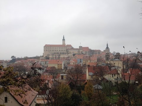 Backpacking Europe 2014 (4/7): Mikulov & Valtice, Czech Republic