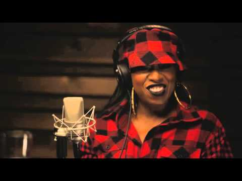 Pharrell Interviews Missy Elliot