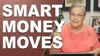 SMART MONEY MOVES: Don't Be Left Behind by Lynette Zang