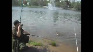 Рыбалка на КРХ