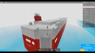 Roblox | RMS Carbell 3 [RMS Storage Drive]