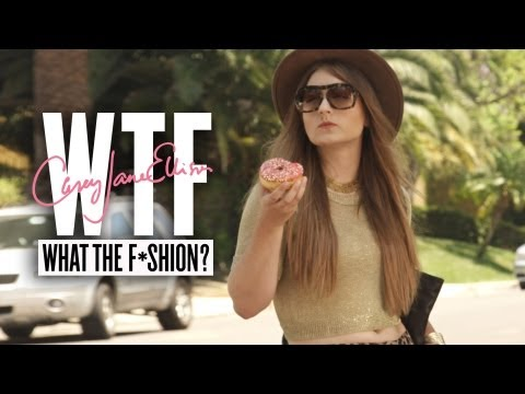 What The F*odie?!  WHAT THE F*SHION? Episode 4
