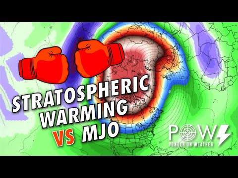 Stratospheric Warming - POW Weather Channel